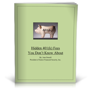 Hidden 401k Fees
