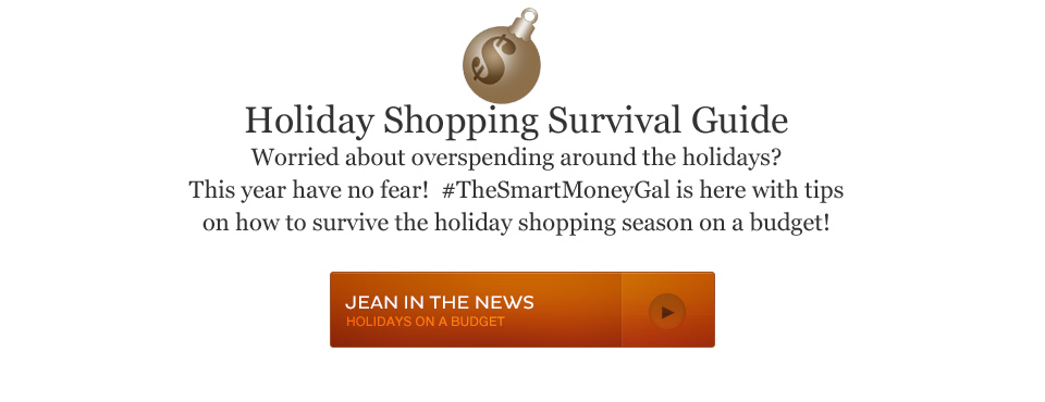 Worried about overspending around the holidays? This year have no fear! #TheSmartMoneyGal is here with tips on how to survive the holiday shopping season on a budget!