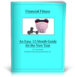 Financial Fitness: An Easy 12-Month Guide for the New Year