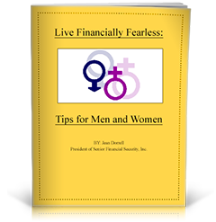 Living Financially Fearless: Tips for Men and Women