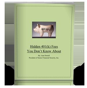 Hidden 401k Fees