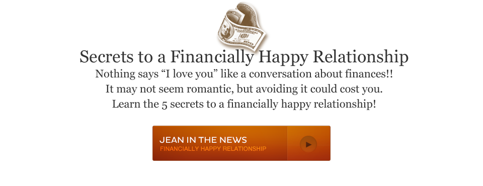 Secrets to a Financially Happy Relationship